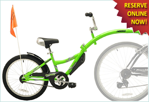 Routes Rentals & Tours - kid's Bikes for Rent Albuquerque