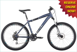 Albuquerque Bicycle Rentals Mountain Bike Rentals from Routes Rentals & Tours