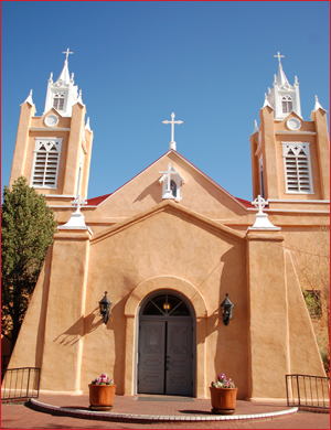 7 FREE Things You Can Do In Old Town ABQ