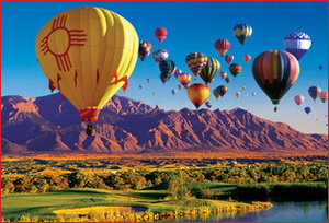 Image result for balloon fiesta