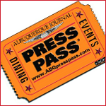 ABQ Journal Press Pass Discount