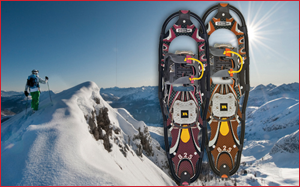 Routes Rentals & Tours - Albuquerque Snowshoe Rentals for the Whole Family
