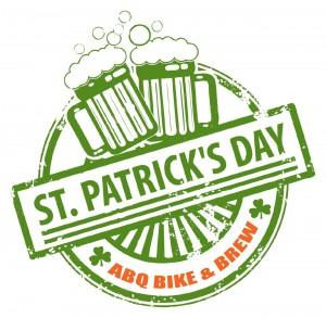 Albuquerque Bike and Brew Tour - ABQ Bike Tours - St Patrick's Day Tour