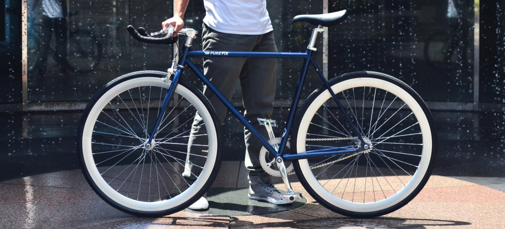 PureFix Bicycle is a great commuter bike