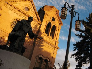 Santa-Fe-New-Mexico-Cathedral-Basilica