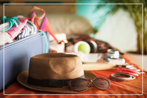 what to pack for your summer travel