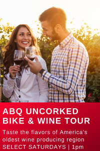 Routes Bicycle Tours Valentine's Bike and Wine Tour