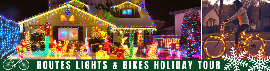 Lights & Bikes Holiday Tour