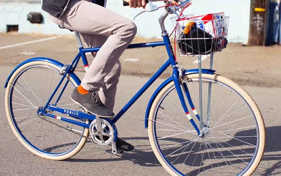 Purchase a Personal Bike