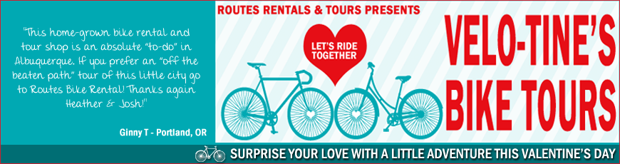 Valentine's Bike Tours