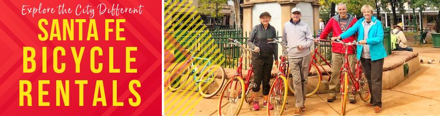Santa Fe Bicycle Rentals