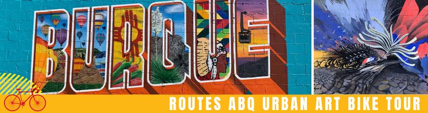 ABQ Urban Art Bike Tour